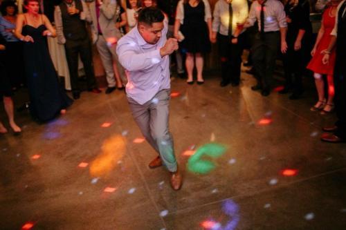Dance off pic